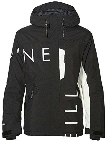 O 'Neill Suburbs Cazadora de Snow, otoño/Invierno, Hombre, Color Black out, tamaño Medium