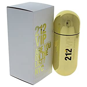 Carolina Herrera 212 VIP Eau De Parfum Spray for Women, 80ml