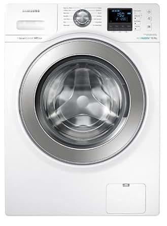 samsung wf12f9e6p4w eg waschmaschine frontlader a 12 kg wei schaum aktiv. Black Bedroom Furniture Sets. Home Design Ideas