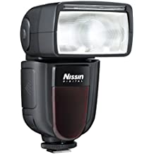 Nissin DI700A Air - Flash para Nikon, color negro