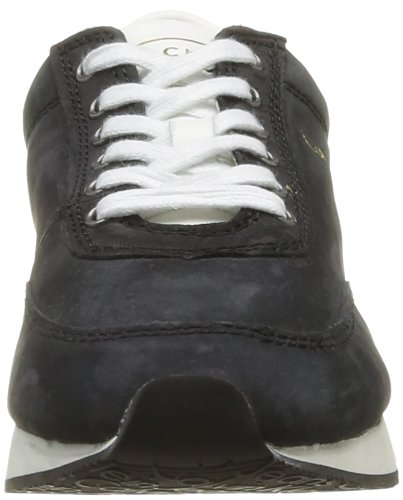 Calvin Klein Jeans Talia, Baskets mode femme Noir (Blk)