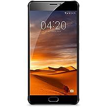 "Meizu M3 Max - Smartphone de 6"" (Octa Core ARM Cortex A53 1.8 GHz, memoria interna de 64 GB, 3 GB de RAM, cámara de 13 MP, Android) gris"