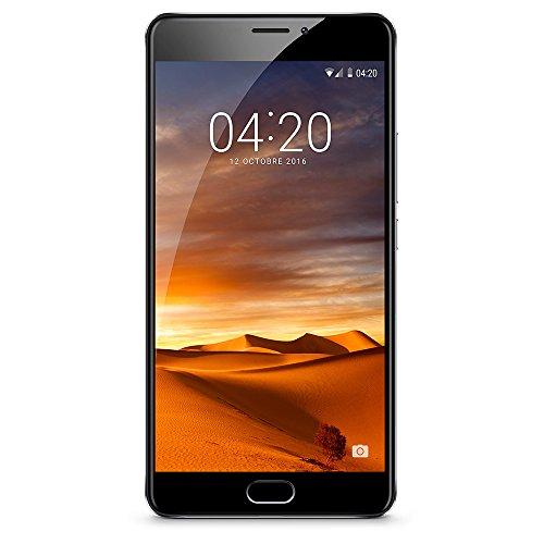 Meizu M3 Max S685H Smartphone, 64 GB, Dual SIM, Grigio [EU]