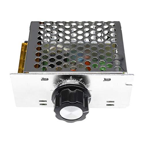SCR-Motordrehzahlregler-Modul für elektronische Spannungsregler Dimmer Drehzahlregelung Steuerung ()