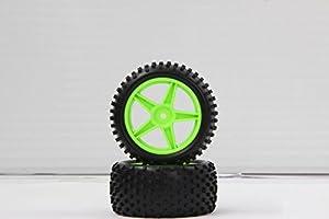 Jamara Jamara504121 Minipin 1-10 - Cubierta Trasera para neumáticos