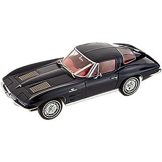 Autoart 71181 - Chevrolet Corvette Coupe - 1963 - blau, 1:18