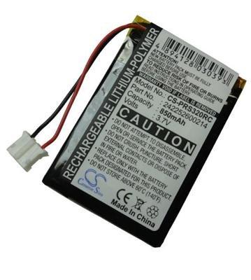 Hochleistungs Li-Polymer Akku 850mAh für Philips Prestigo SRT9320 SRT-9320 ersetzt 242252600214 242-252-600-214