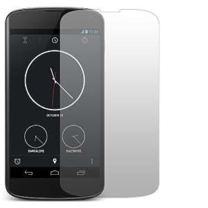 "2 x Slabo Film de protection d'écran LG Google Nexus 4 protection écran film de protection film ""No Reflexion"" MAT - anti-reflets MADE IN GERMANY"