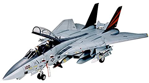 Tamiya - 60313 - Maquette - Aviation - F-14a Tomcat Blk Knights