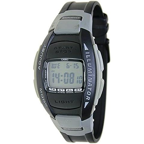 CASIO LW-120H-8A - Reloj digital para mujer/cadete - Timer, Crono, Luz, Alarma, Sumergible