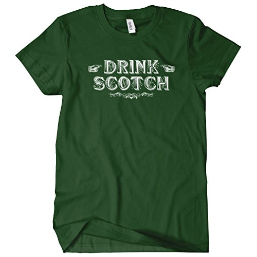 smash-transit-womens-drink-scotch-t-shirt-dark-green-large