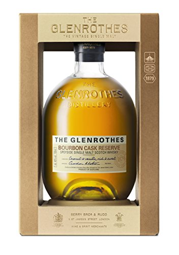The Glenrothes Alba Reserve Speyside Single Malt Scotch Whisky (1 x 0.7 l) (Authentifiziert)