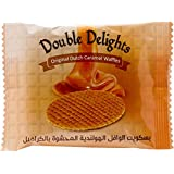 Double Delights Caramel Waffles - 32 gm