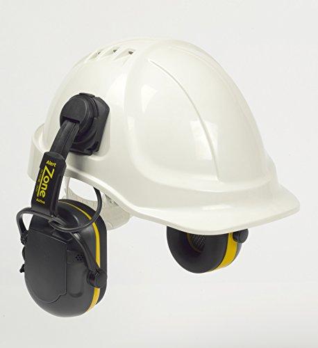 Preisvergleich Produktbild Scott Sicherheit zalerthme zone-helmet montiert Weiche Ohrenschützer SNR,  25-level Abhängige (1),  komplett mit 2 x Standard AAA Batterien