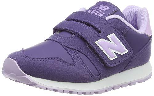 New Balance Mädchen Yv373v1 Sneaker, Violett Purple/Pink, 28.5 EU