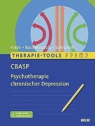Therapie-Tools CBASP: Psychotherapie chronischer Depression. Mit E-Book inside und Arbeitsmaterial
