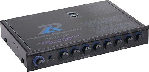 Power Acoustik pwm-707-Band-Equalizer