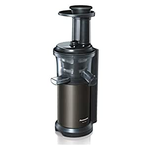 Panasonic MJ-L600SXS Slow Juicer Antracite