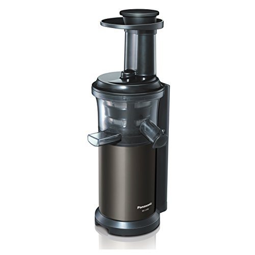 Panasonic MJ-L600SXS Slow Juicer Antracite