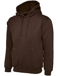 Amazon.co.uk: Brown Hoodies Hoodies & Sweatshirts: Clothing