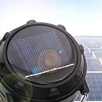 Güneş Enerjili Kızaklı Kamp Feneri (Sarj Edilebilir) Asorti