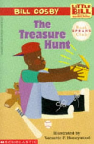 The Treasure Hunt (Little Bill Books for Beginning Readers) par Bill Cosby