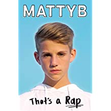 That's a Rap (English Edition)