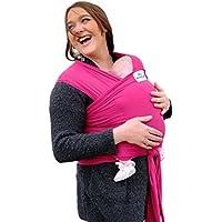 Bambou bébé Sling   fabriqué au Royaume-Uni par Joy et Joe®   Bambou Coton  élasthanne   Bio extensible Wrap Carrier   UK EU Sécurité contrôlée   Livré  dans ... ef3ecc9dba2