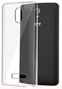 ZYNK CASE TRANSPARENT FOR LYF WIND 3