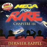 Coffret 4 CD : Mega fou rire Vol. 3