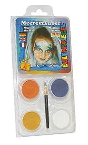Eulenspiegel - Pintura facial unisex a partir de 3 años (Eulenspiegel 204252)