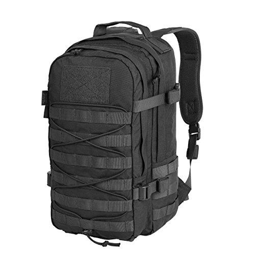 Raccoon Mk2 (20l) Backpack - Cordura Rucksack (Schwarz)