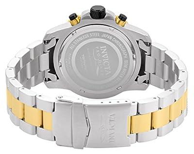 Invicta 22418 Pro Diver - Scuba Reloj para Hombre acero inoxidable Cuarzo Esfera negro de INVICTA