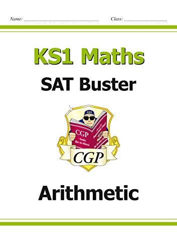 New KS1 Maths SAT Buster: Arithmetic