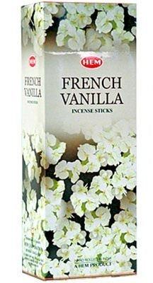 HEM-6-Pack-20-Stick-French-Vanilla-Box-of-Six-20-Stick-Tubes-120-Sticks-Total-HEM-Incense