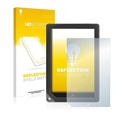 upscreen Reflection Shield Displayschutzfolie Barnes & Noble Nook HD+ 9