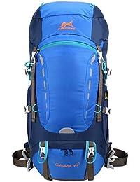 Eshow mochilla 40L Protector de Lluvia Ultraligero Montañismo Senderismo Deportes ocio para viajes.