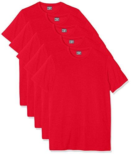 Kustom Kit Men's T-Shirt Pack of 5