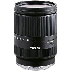 Tamron Objectif 18-200 mm F/3,5-6,3 DiIII VC Noir - Monture Sony (monture Type E)