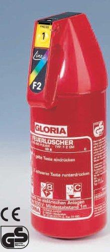 Gloria 14730000 Feuerlöscher P2GM Pulver 2,0kg