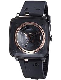 TACS T-Cam Analog Black Dial Unisex Watch - TS1202B
