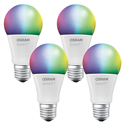 Osram Smart+ Lampadina E27 Color