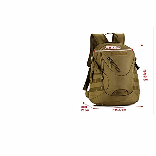 TBB-Zaino Borsa di alpinismo sportivo outdoor sacco di equitazione usura impermeabile,Colore 20-35L Color B 20-35L
