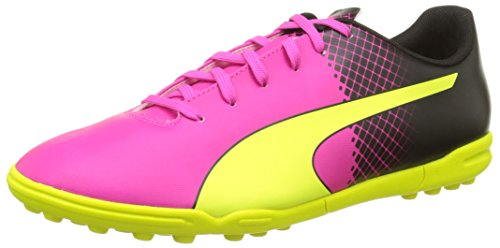 Puma EvoSpeed 5.5 Tricks TT Scarpa Calcio, Rosa, 11
