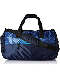 Fastrack Polyester 18.5 inches Blue Travel Duffle (A0718NBL01)