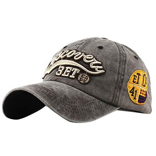 HAUXIN Hut Baseballmütze Sommer Mode Einfache Frau Mann Baumwolle Brief Hohe Qualität Stickerei Unisex Hut Für Sonnenblende