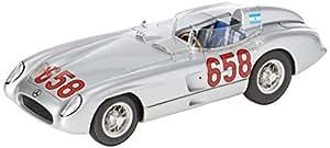 Cmc - M-117 - Véhicule Miniature - Modèles À L'échelle - Mercedes-benz 300 Slr - 1000 Miglia 1955 - Echelle 1/18