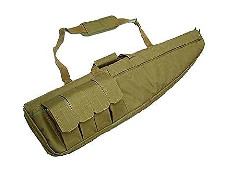 Tactical Rifle Sniper Tragetasche Gun Bag Magazintasche Airsoft Jagd