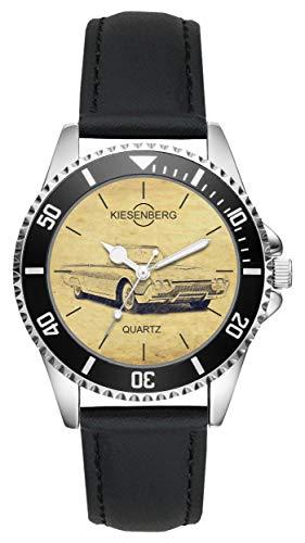 Geschenk für Ford Thunderbird Serie 3 Oldtimer Fahrer Fans Kiesenberg Uhr L-6444