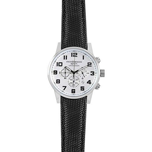 orologio cronografo unisex RoccoBarocco Sport offerta trendy cod. RBS0024